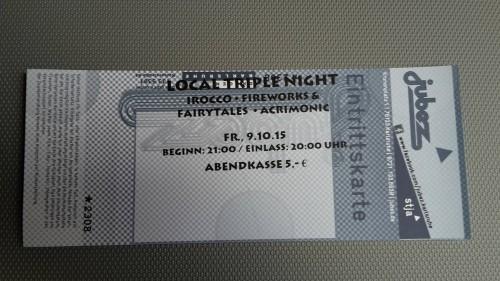 LocalTripleNight